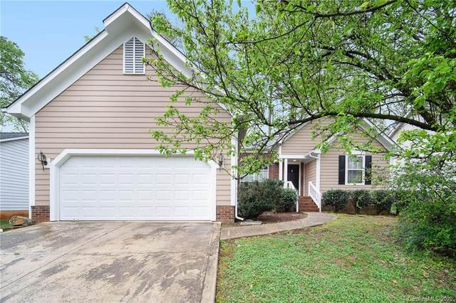 7424 Hubbard Woods Road, Charlotte, NC 28269 (#3603110) :: LePage Johnson Realty Group, LLC