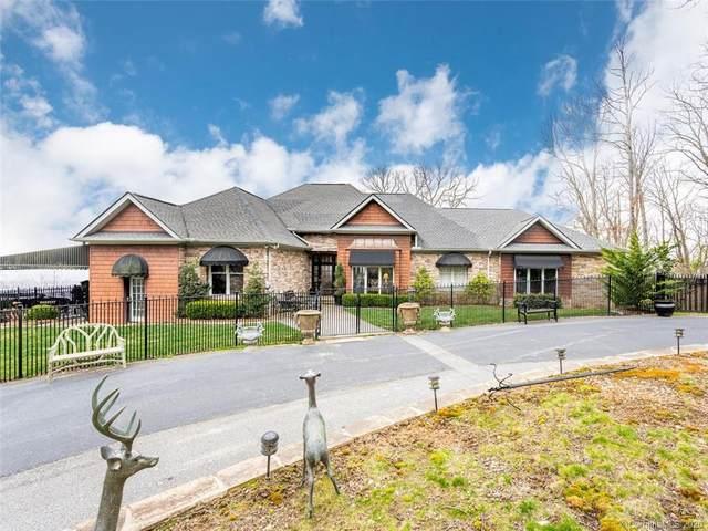200 Ridgeview Drive, Hendersonville, NC 28792 (#3603143) :: Wilkinson ERA Real Estate