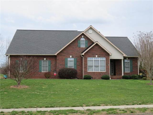 729 Cedar Hill Drive, Shelby, NC 28152 (#3603266) :: LePage Johnson Realty Group, LLC
