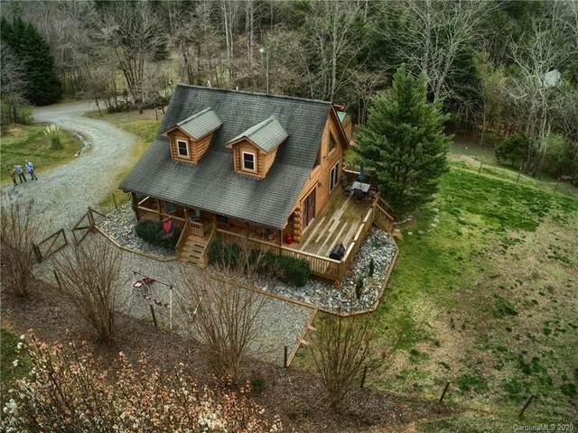 118 Sweetbriar Road S, Lake Lure, NC 28746 (#3603386) :: Rinehart Realty