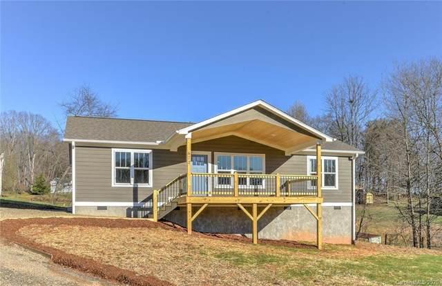 60 Morris Road, Asheville, NC 28806 (#3603390) :: High Performance Real Estate Advisors