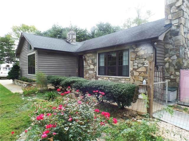 1850 Pinnacle Church Road, Nebo, NC 29109 (#3603440) :: BluAxis Realty