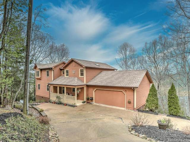 258 Deer Run, Hendersonville, NC 28739 (#3603473) :: Keller Williams Professionals