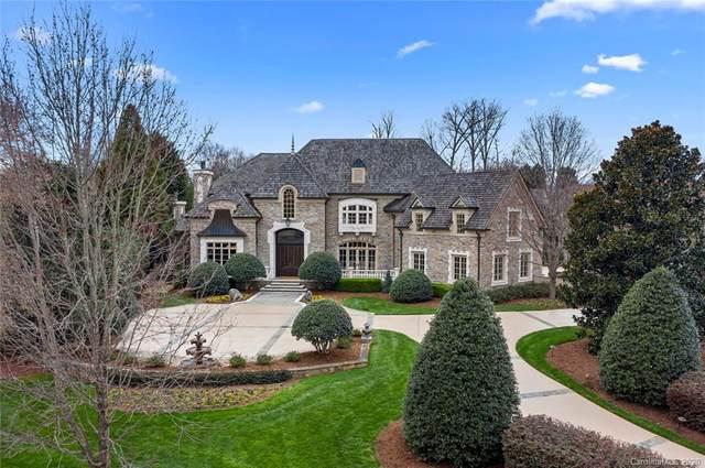 4222 Fox Brook Lane, Charlotte, NC 28211 (#3603486) :: Carlyle Properties