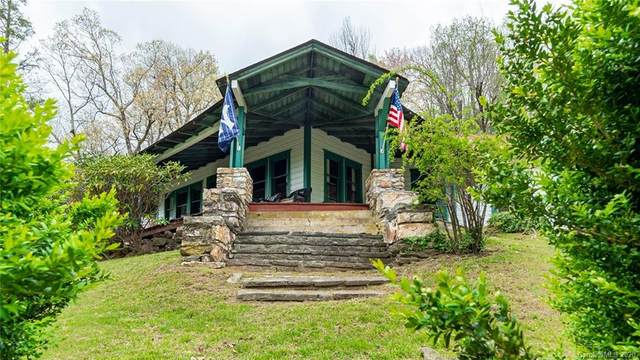 710 Grassy Mountain Road, Little Switzerland, NC 28749 (#3603559) :: Stephen Cooley Real Estate Group
