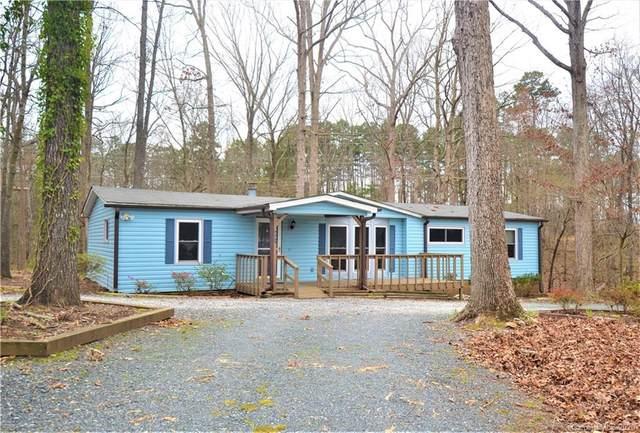 5207 Greenwood Lane, Monroe, NC 28110 (#3603566) :: LePage Johnson Realty Group, LLC