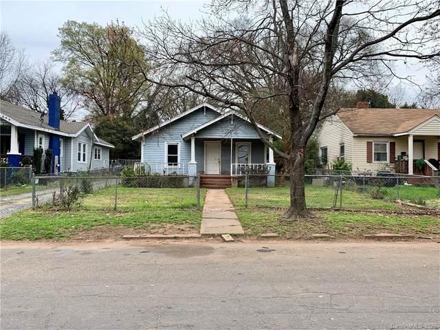 1216 Effingham Road, Charlotte, NC 28208 (#3603659) :: LePage Johnson Realty Group, LLC