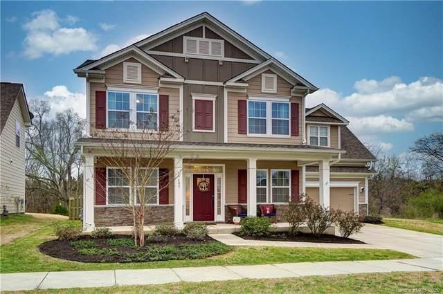 15605 Foreleigh Road, Huntersville, NC 28078 (#3603754) :: MartinGroup Properties