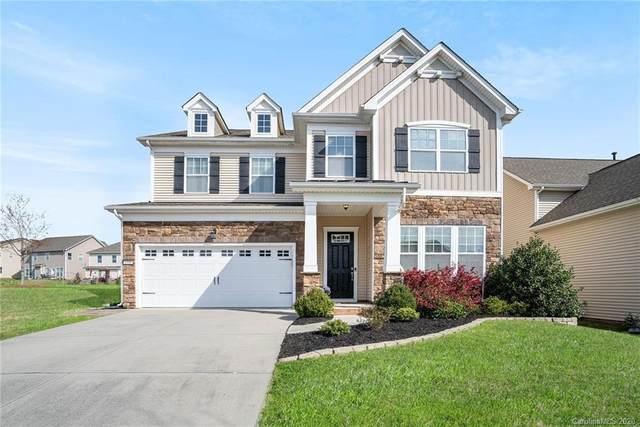 1345 Middlecrest Drive, Concord, NC 28027 (#3603783) :: Carver Pressley, REALTORS®