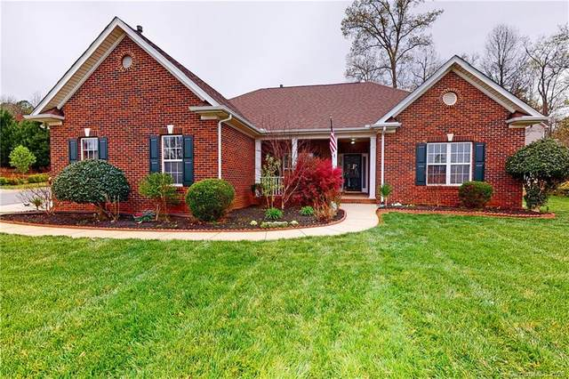12103 Hampton Place Drive, Charlotte, NC 28269 (#3603801) :: Carver Pressley, REALTORS®