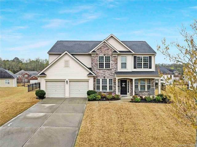 1043 Ivey Court, Indian Land, SC 29707 (#3603803) :: MOVE Asheville Realty