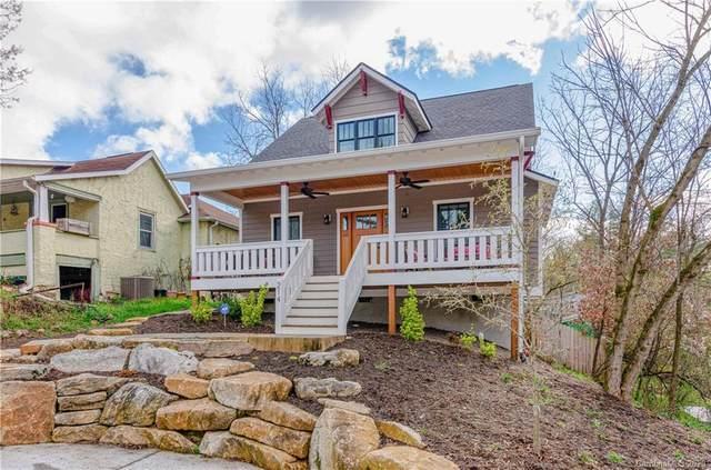 214 Swannanoa Avenue, Asheville, NC 28806 (#3603908) :: Cloninger Properties