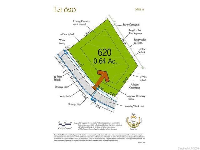 307 Flowering Vine Court #620, Asheville, NC 28803 (#3604005) :: MartinGroup Properties
