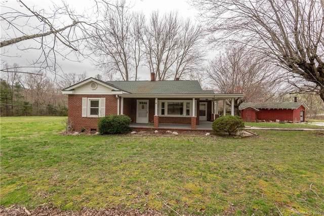 10 Souther Road, Fletcher, NC 28732 (#3604050) :: Rinehart Realty