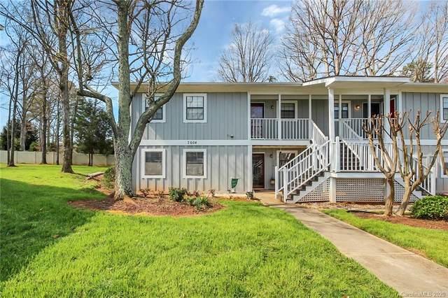 7604 Woods Lane #17, Cornelius, NC 28031 (#3604096) :: LePage Johnson Realty Group, LLC