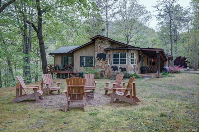 88 Clark Road, Bryson City, NC 28713 (#3604098) :: Rinehart Realty