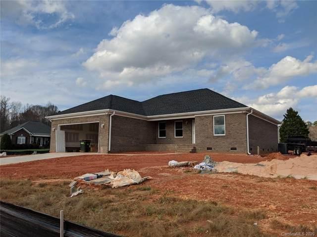 2486 Ridge Run Lane #18, Vale, NC 28168 (#3604131) :: High Performance Real Estate Advisors