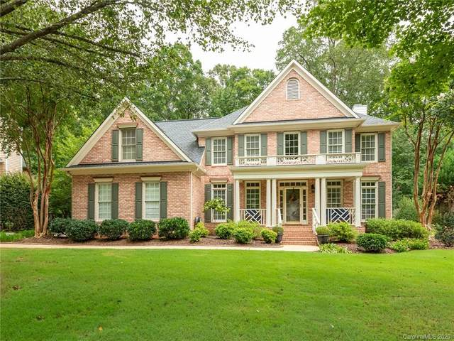 2730 Hampton Glen Court, Matthews, NC 28105 (#3604192) :: Rinehart Realty