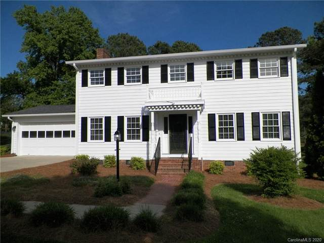 1216 Ridge Street #7, Albemarle, NC 28001 (#3604209) :: High Performance Real Estate Advisors