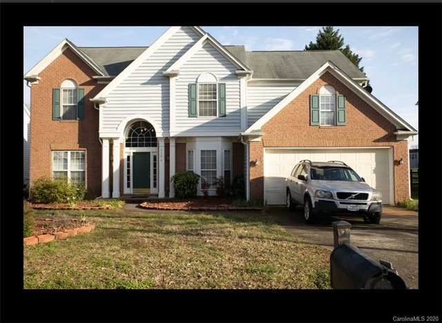 7300 Ridgefield Drive, Charlotte, NC 28269 (#3604215) :: The Ramsey Group