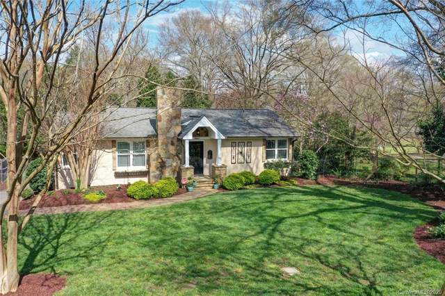 1841 Mimosa Avenue, Charlotte, NC 28205 (#3604228) :: LePage Johnson Realty Group, LLC