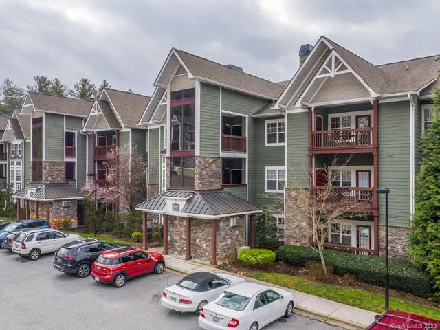 1000 Olde Eastwood Village Boulevard #106, Asheville, NC 28803 (#3604248) :: LePage Johnson Realty Group, LLC