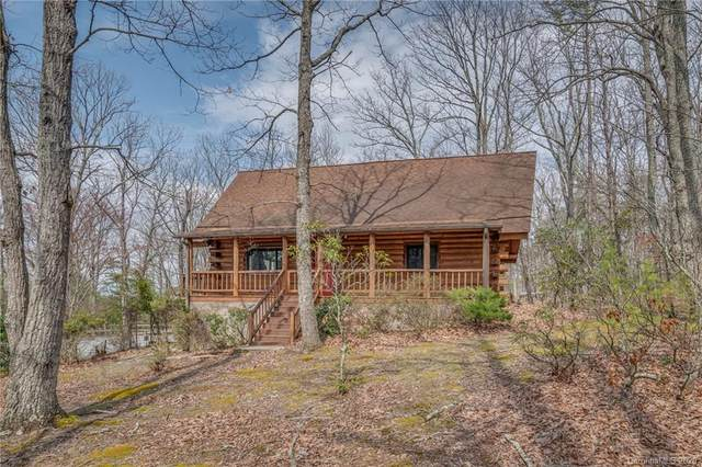 83 Luther Durham Road, Tryon, NC 28782 (#3604271) :: Puma & Associates Realty Inc.