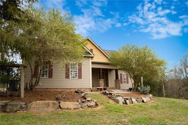 6028 Springhill Road, Stanfield, NC 28163 (#3604283) :: Rinehart Realty