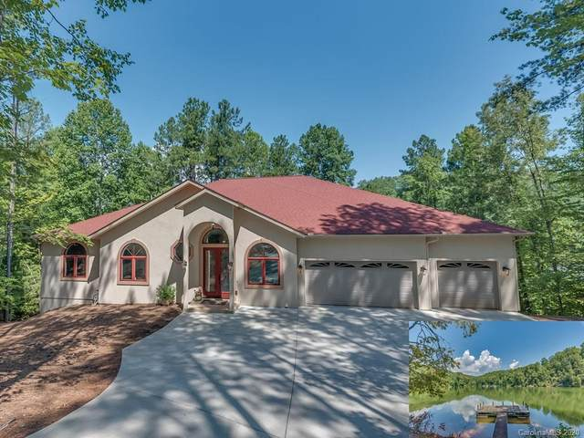 940 Hawk Ridge Drive, Mill Spring, NC 28756 (#3604296) :: Puma & Associates Realty Inc.