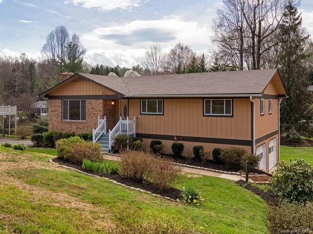 125 Higgins Road, Fletcher, NC 28732 (#3604315) :: BluAxis Realty
