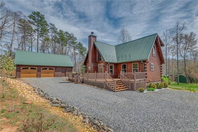 415 Cinnamon Ridge, Rutherfordton, NC 28139 (#3604357) :: Besecker Homes Team