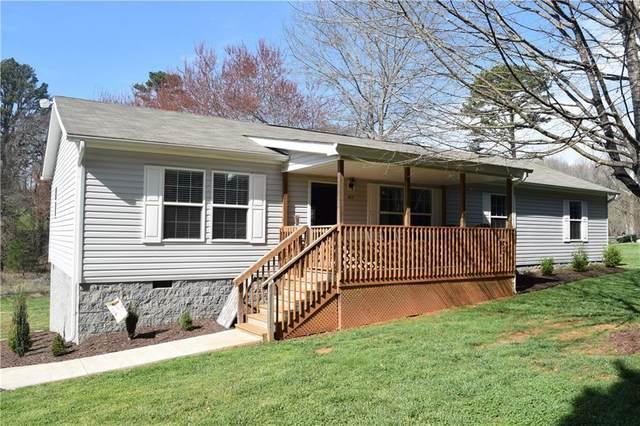 617 N Mclin Creek Road, Conover, NC 28613 (#3604403) :: LePage Johnson Realty Group, LLC