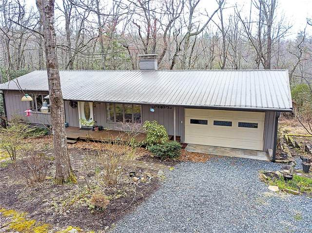 1450 Pisgah Forest Drive, Pisgah Forest, NC 28768 (#3604448) :: LePage Johnson Realty Group, LLC