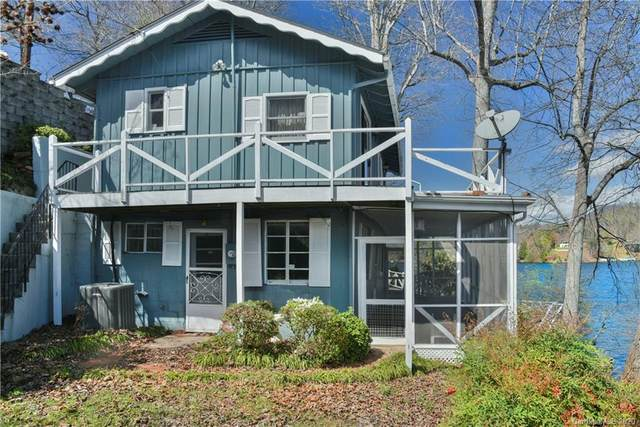 162 Yacht Island Drive, Lake Lure, NC 28746 (#3604461) :: Miller Realty Group