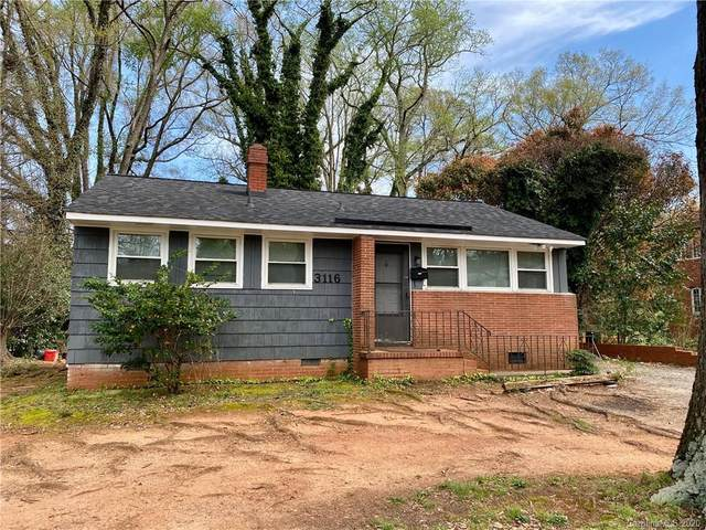 3116 Parkway Avenue, Charlotte, NC 28208 (#3604481) :: LePage Johnson Realty Group, LLC