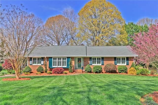 542 Lansdowne Road, Charlotte, NC 28270 (MLS #3604545) :: RE/MAX Journey