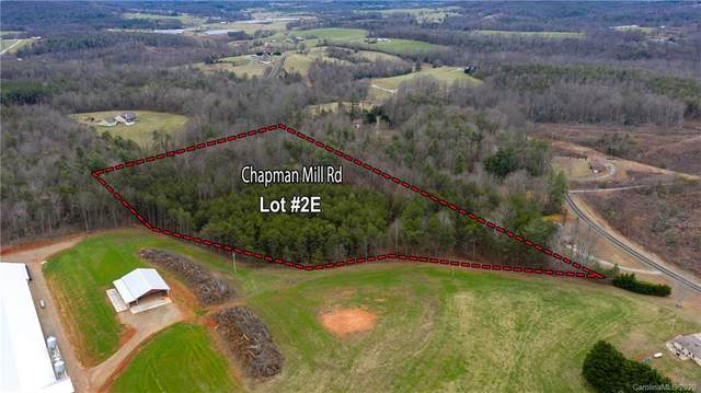 Lot 2E Chapman Mill Road 2E, Taylorsville, NC 28681 (#3604578) :: Miller Realty Group