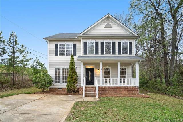 3325 Oak Tree Trail, Matthews, NC 28105 (#3604639) :: High Performance Real Estate Advisors