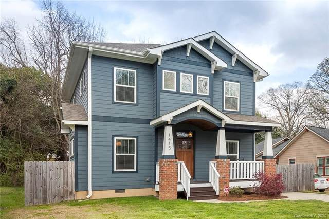 1415 Downs Avenue, Charlotte, NC 28205 (#3604686) :: BluAxis Realty
