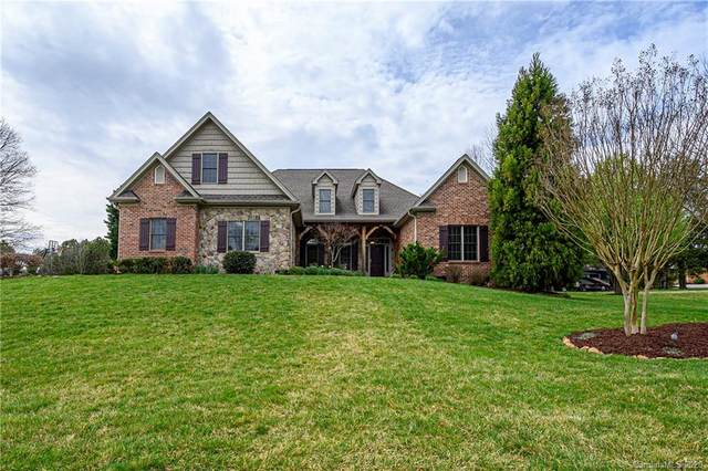 1240 Crescent Meadow Drive, Clemmons, NC 27012 (#3604748) :: RE/MAX RESULTS