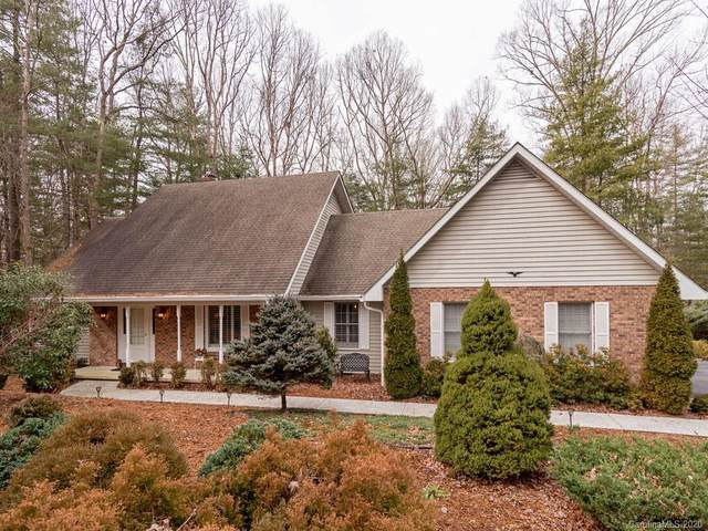 309 Gregory Way, Hendersonville, NC 28791 (#3604759) :: High Performance Real Estate Advisors