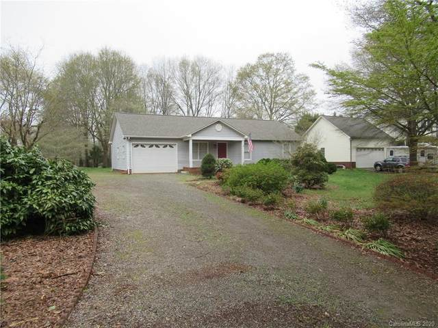 627 Blossom Hill Road, Lincolnton, NC 28092 (#3604765) :: The Ramsey Group