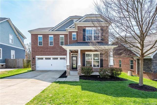 2852 Georgia Avenue, Charlotte, NC 28205 (#3604777) :: LePage Johnson Realty Group, LLC