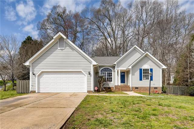 171 Glynwater Drive, Mooresville, NC 28117 (#3604786) :: Odell Realty