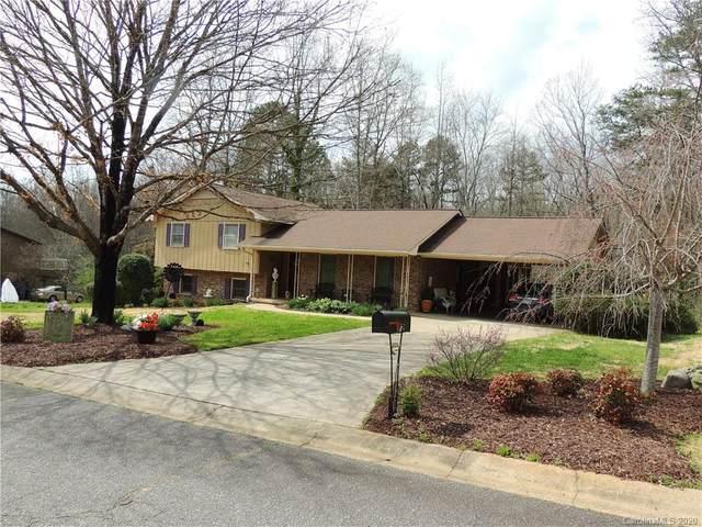 172 Dogwood Lane, Spindale, NC 28160 (#3604821) :: Rinehart Realty