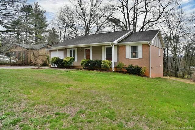 268 Richmond Hill Drive, Asheville, NC 28806 (#3604858) :: The Elite Group