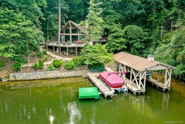 161 & 187 Falcons Avenue, Lake Lure, NC 28746 (#3604893) :: DK Professionals Realty Lake Lure Inc.
