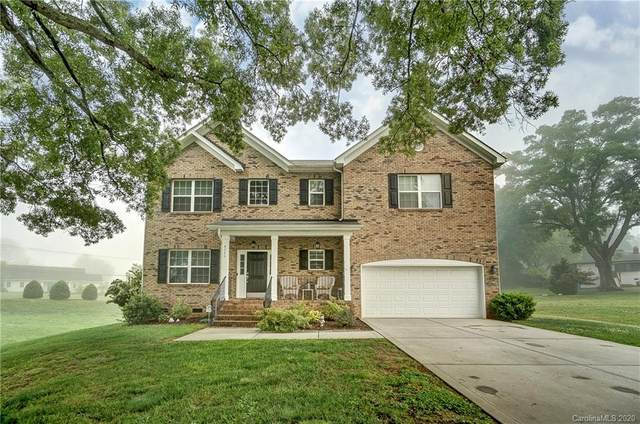 4111 Hay Meadow Drive, Mint Hill, NC 28227 (#3604907) :: LePage Johnson Realty Group, LLC