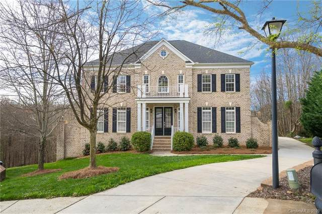 14742 Greenpoint Lane, Huntersville, NC 28078 (#3604915) :: LePage Johnson Realty Group, LLC