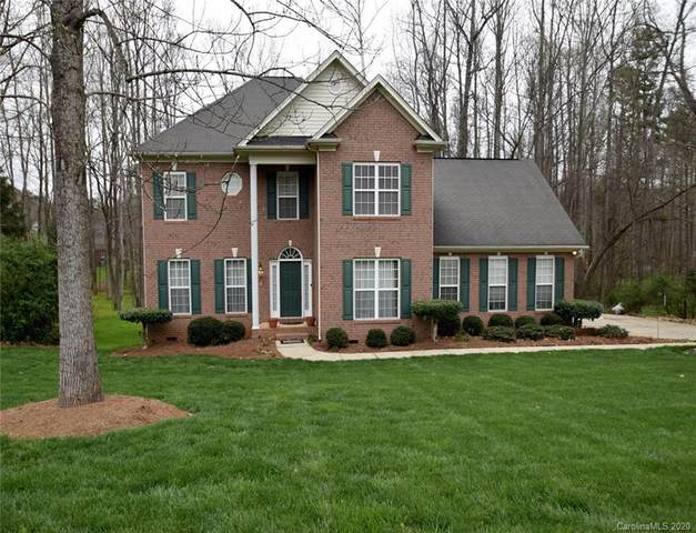 5824 Crown Hill Drive, Mint Hill, NC 28227 (#3604943) :: LePage Johnson Realty Group, LLC